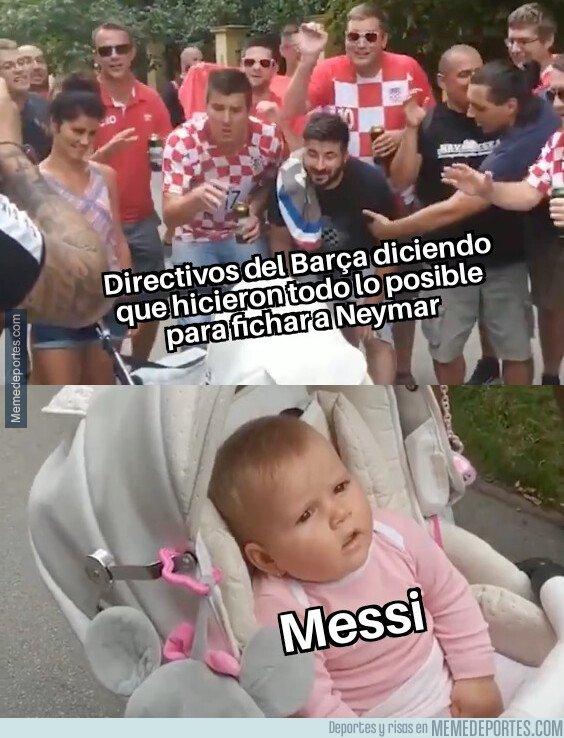 1085630 - Messi no se cree lo que le cuentan