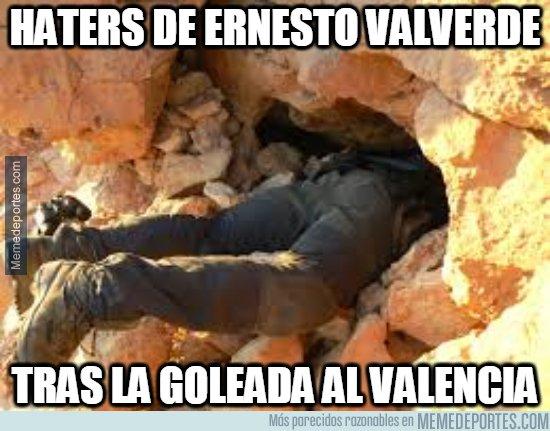 1085792 - ¿Dónde están los haters de Valverde?