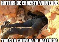 Enlace a ¿Dónde están los haters de Valverde?