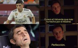Enlace a El verdadero Valverde madridista