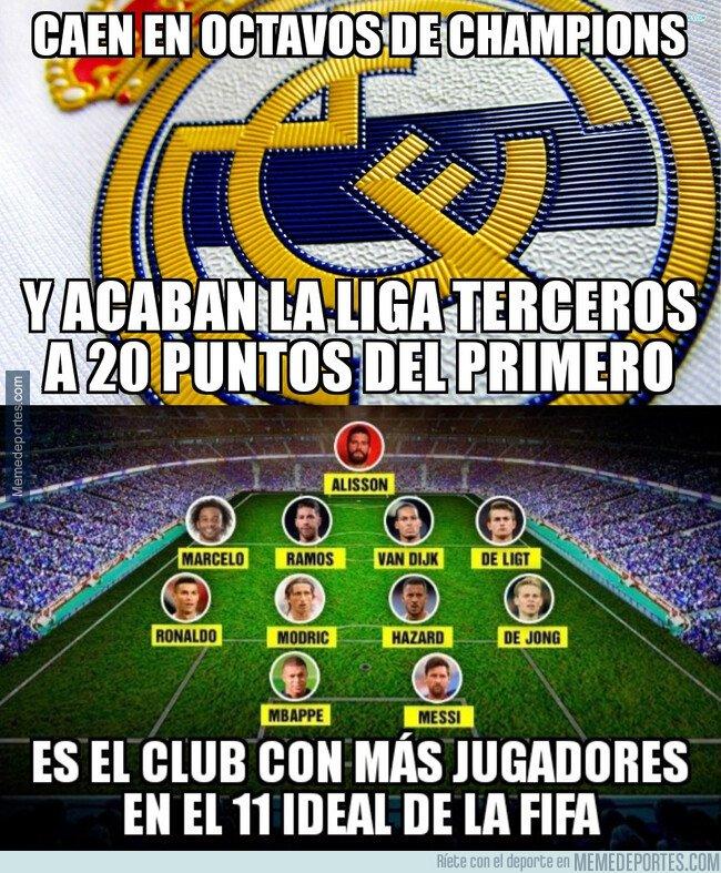 1086615 - ¿Merece el Madrid tantos representantes en el 11 del año?