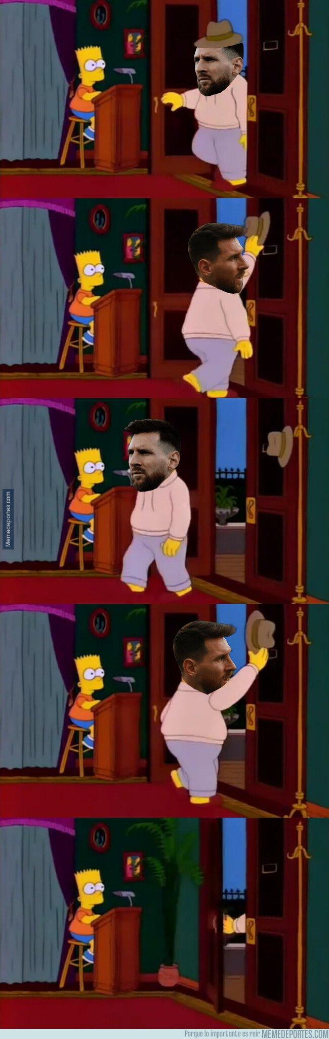 1086725 - Messi volviendo de su lesión a principio de temporada
