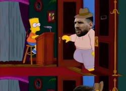 Enlace a Messi volviendo de su lesión a principio de temporada