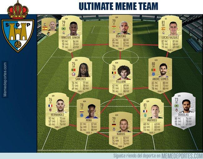 1086807 - El equipo que todos querrán usar en el FIFA 20