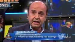Enlace a Juanma Rodríguez ataca duramente a Julio Maldini por su periodismo y Twitter le responde con mucha más dureza