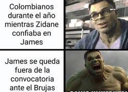 Enlace a ¡Vuelve el 'Meta a James'!