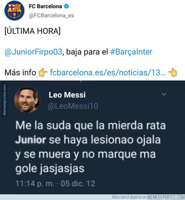 1087412 - Messi se toma su venganza personal