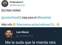 Enlace a Messi se toma su venganza personal