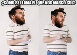 Enlace a Messi ya sabe a quien sacar del rondo en Argentina
