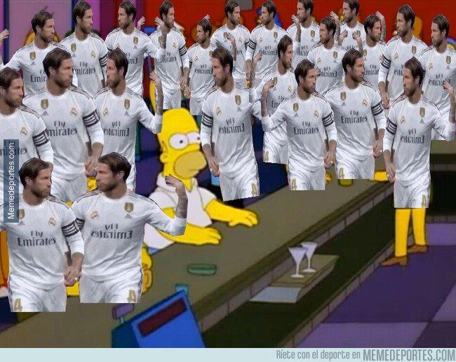 1087628 - Empieza a ser cansino y excesivo el meme de Sergio Ramos...