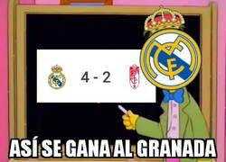 Enlace a El Madrid demuestra cómo se hace