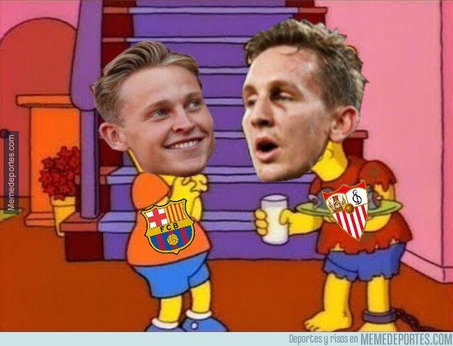 1087829 - Está claro qué hermano De Jong tiene el Barça y cuál el Sevilla...