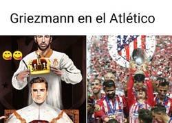 Enlace a Diferencia de clubes por Griezmann