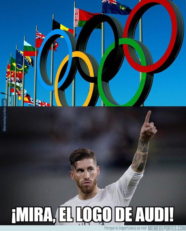 1088296 - Ramos llegando a los Juegos Olímpicos