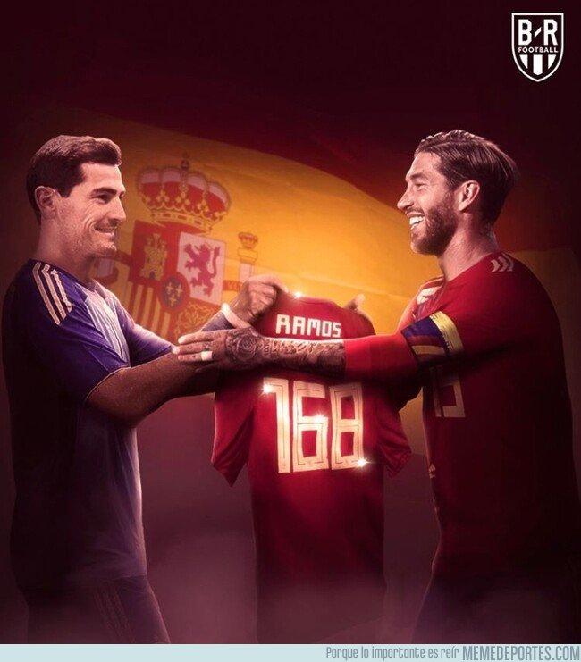 1088336 - Sergio recoge el testigo de Iker, por @brfootball