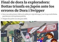 Enlace a BOTTAS GANA EN JAPÓN