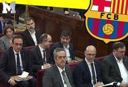 Enlace a El Barça lanza un mensaje mezclando política y fútbol sobre la sentencia del Procés y le están llegando respuestas demoledoras