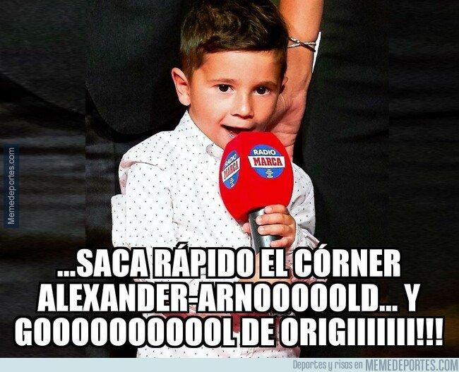 1088626 - Matro Messi haciendo sus pinitos como comentarista