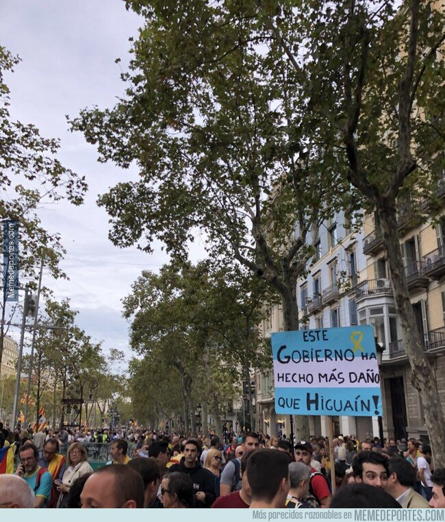 1088732 - Barcelona, toma nota. Así se protesta