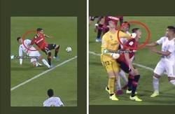 Enlace a Los penaltis no señalados...