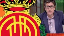 Enlace a 'Estudio Estadio' de TVE hace esta pregunta sobre el Real Madrid y su último partido perdido y el Mallorca aprovecha para lanzarles un revés monumental