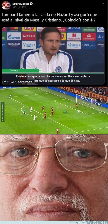 1089108 - Hazard a través de los ojos de Lampard