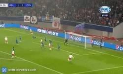 Enlace a El gol de la jornada sin duda. Sabitzer del Leipzig