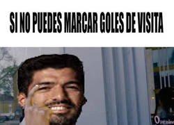 Enlace a Luis Suarez ha encontrado una solución a su Mala racha