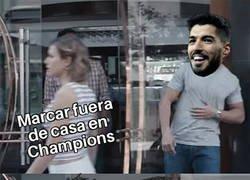 Enlace a Olayinka evitó que Suárez cortase su mala racha