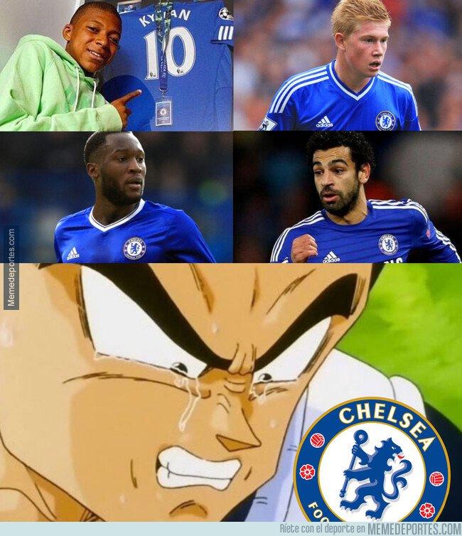 1089222 - El talento que dejaron escapar en Stamford Bridge