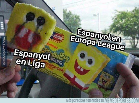1089241 - Estamos viendo a dos Espanyoles muy distintos esta temporada