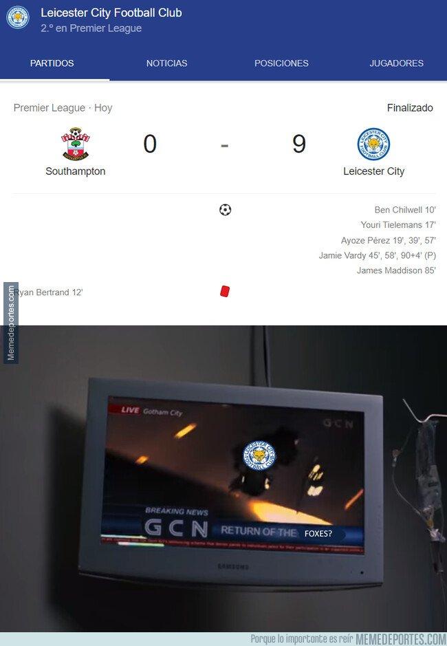1089307 - ¿Volvió el Leicester de 2016?