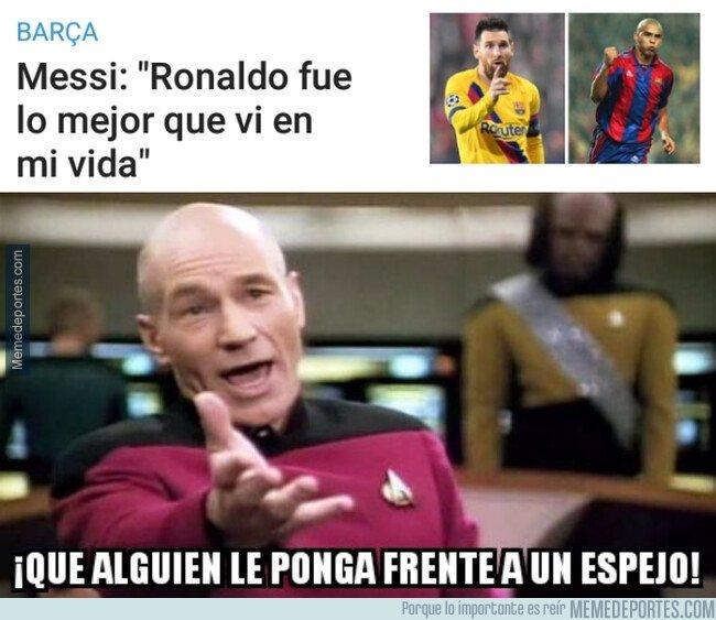 1089540 - Mira que Ronaldo era bueno, pero...