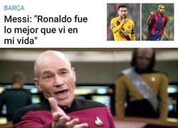 Enlace a Mira que Ronaldo era bueno, pero...