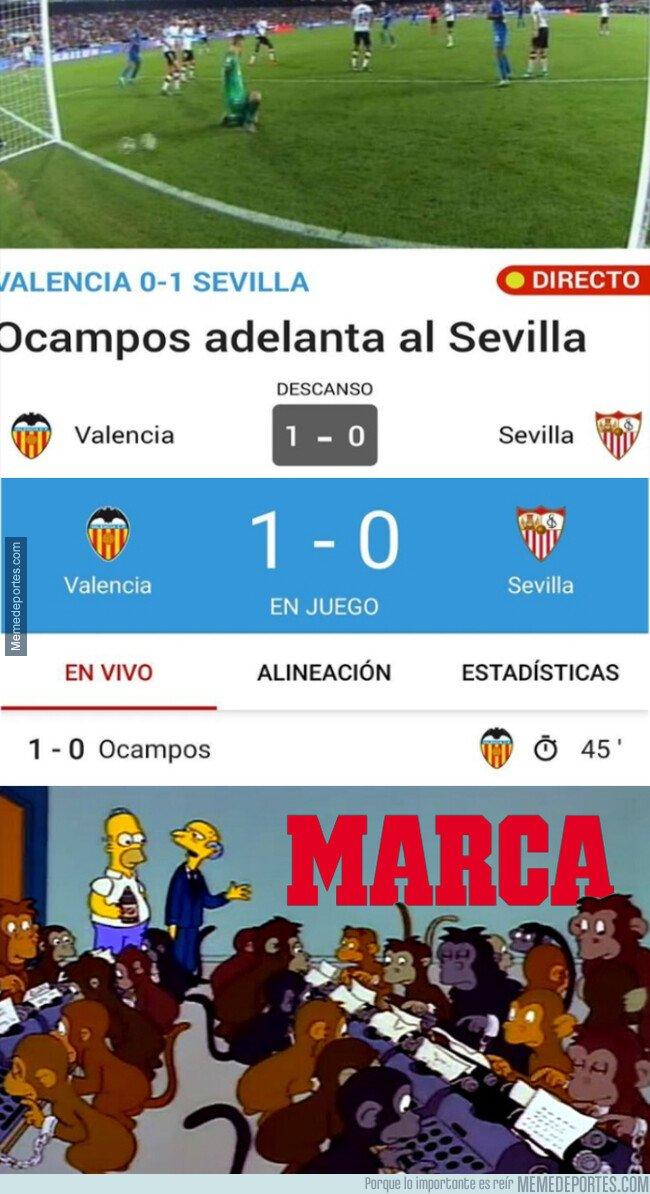 1089717 - Alguien en Marca pensó que Ocampos era valencianista