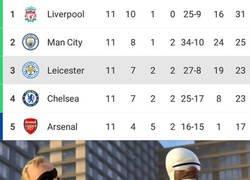 Enlace a El Leicester vuelve a pelear por los puestos de arriba