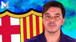 Enlace a 'El Chiringuito' anuncia a Marcelo Gallardo como posible nuevo entrenador del Barça y los argentinos no tardan en responder