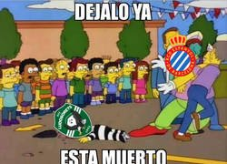 Enlace a El Espanyol se da un festín a costa del Ludogorets