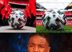 Enlace a Cuando ves el balón para la Euro 2020
