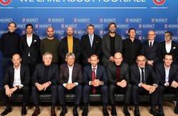 Enlace a Reunion de entrenadores Tops en Europa