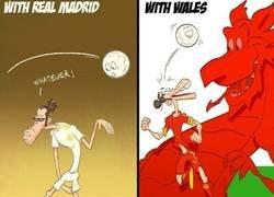 Enlace a Bale es más feliz jugando para los suyos, por @goalglobal
