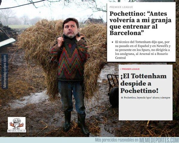 1091504 - Ahora Pochettino se podrá ir con su nuevo hobby