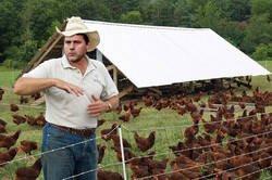 Enlace a Pochettino regresando a su granja en Santa Fe...