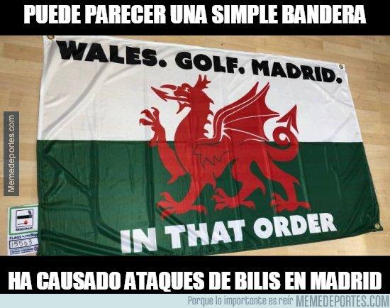 1091523 - Una bandera que ha hecho mucho daño