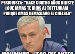 Enlace a Mourinho, genio y figura