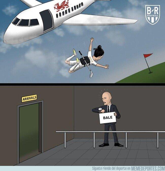 1091783 - ¿Llegará Bale a tiempo con el Madrid? Por @brfootball