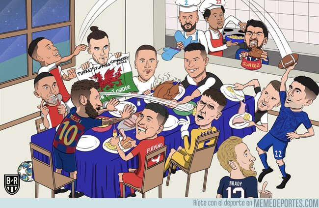 1092030 - ¡Vuelve la Champions League! Por @brfootball