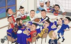 Enlace a ¡Vuelve la Champions League! Por @brfootball