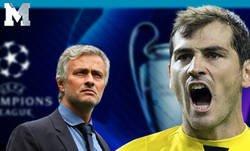 Enlace a Iker Casillas sorprende a todo el mundo tuiteando esto sobre Mourinho al terminar el partido del Tottenham en Champions