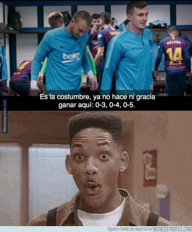 1092273 - Esto dije Piqué en vestuario tras ganar en el Bernabéu la semifinal de Copa del año pasado